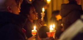 Candle Light Service 2016